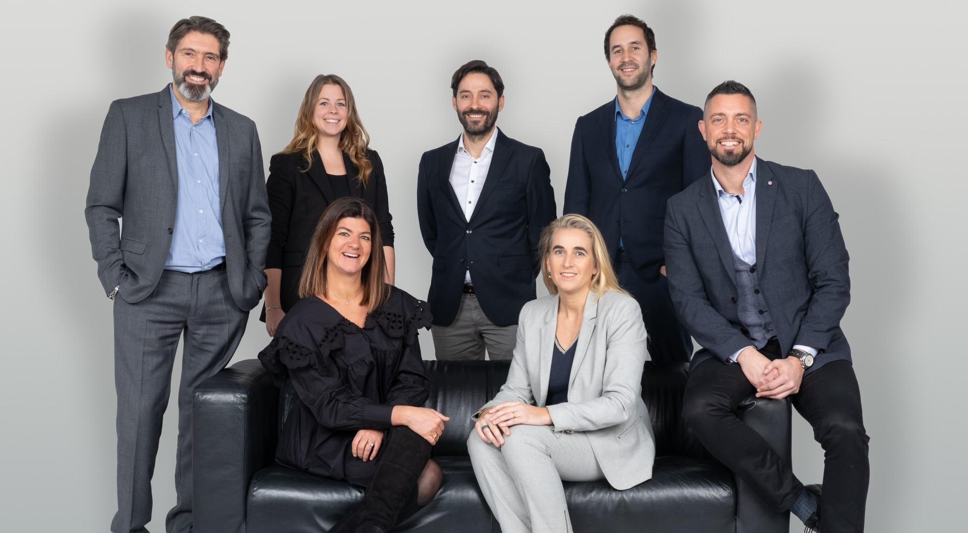 Equipe marketing/digitale de BARNES Suisse SA